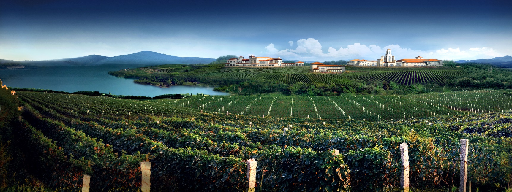 Chateau Junding Winery (Penglai, Shandong province)