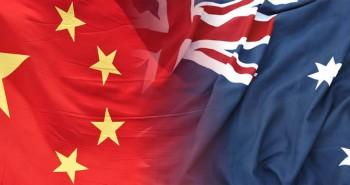 china australia wine trade