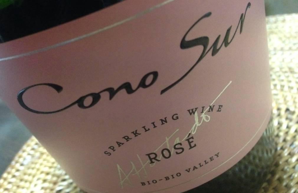 Cono Sur Sparkling Rose NV