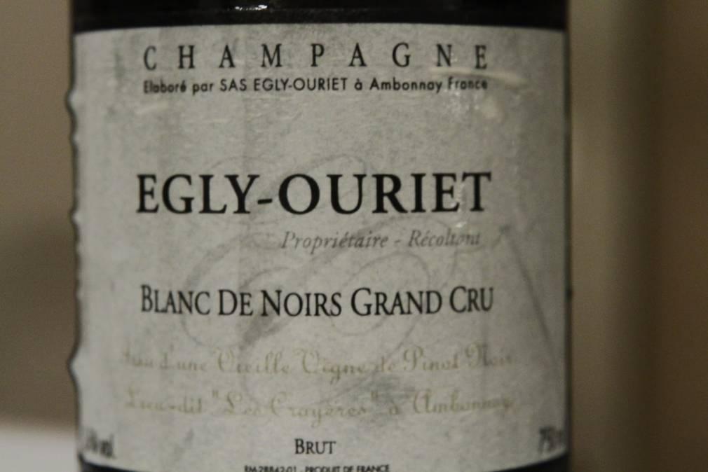 Egly-Ouriet Blanc de Noirs Vieilles Vignes Brut Grand Cru