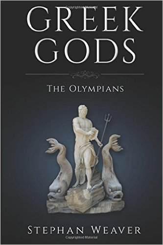 Greek Gods - The Olympians by Stephan Weaver