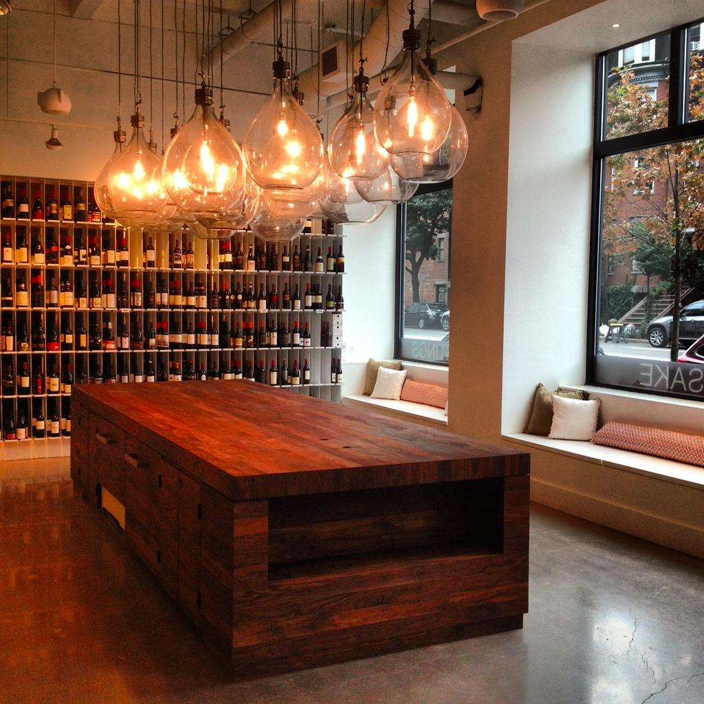 Urban Grape, Boston's South End, Massachusetts Wine Tasting Room