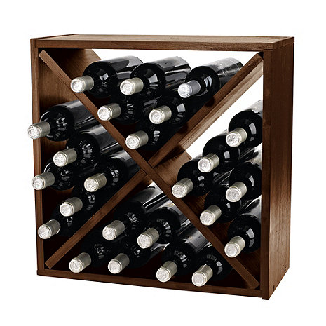 cellar cubes as wine holders